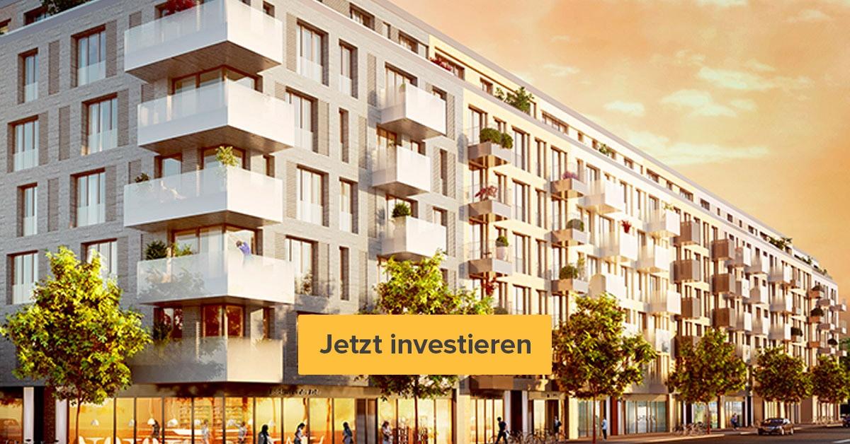 Jetzt investieren - SCHOENEGARTEN Mitten in Berlin